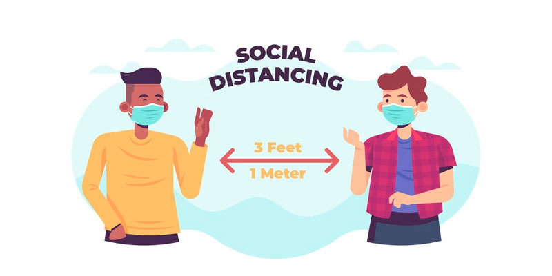 How to Practice Healthy Social Distancing